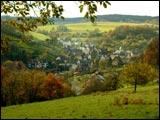 Waldweg von Habichsthal nach Wiesen