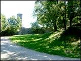 Wanderweg von Aschfeld zur Homburg