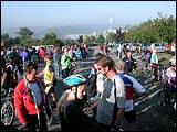 Land-Rad(t)-Tour 2002 - Radeln mit Landrat Armin Grein